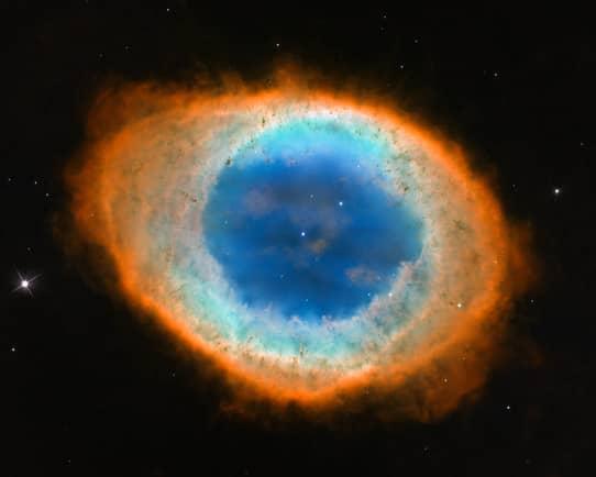 Estudiar astronomía nebulosas