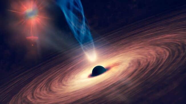Aprender de agujeros negros.